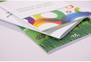 Susegtos brošiūros